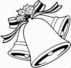 drei glocken schleife ausmalbild malvorlage gemischt