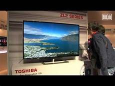 3d tv ohne brille toshiba zl2 toshiba cevo 55zl2g 55