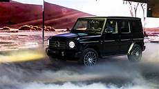 the new mercedes g class has a lot of changes except