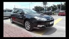 citroen c5 exclusive 2012 citro 235 n c5 exclusive start up and vehicle tour