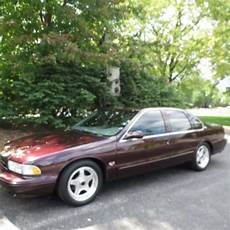 how does cars work 1995 chevrolet impala parking system find used 1995 chevy impala ss signature series signed by jon c moss in evergreen park