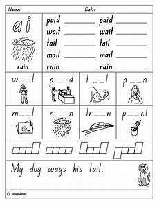 vowel digraph quot ai quot studyladder interactive learning games