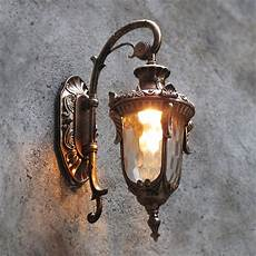 modern outdoor wall lights garden pathway wall