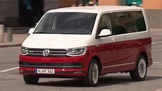 fahrbericht volkswagen multivan t6 comfortline