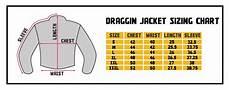 Xl Jacket Size Chart Draggin Jeans Sizing Chart