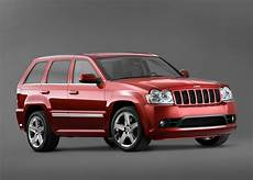 2007 jeep grand srt8 top speed