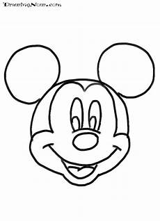 small mickey mouse coloring page coloring home