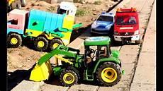 Bruder Trecker Malvorlagen Traktor Kinderfilm Trecker Zeichentrick Traktor Spielzeuge