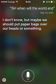 Lustige Fragen An Siri - 45 hilariously honest answers from siri to uncomfortable
