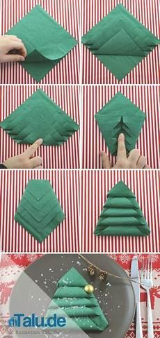 anleitung servietten falten f 252 r weihnachten sterne