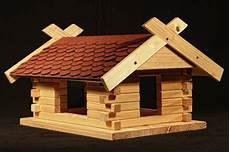 vogelhaus bausatz holz futterhaus bitumen mini
