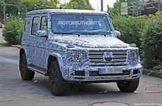 2019 Mercedes G Class And