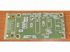 pcb for rs485 to rs232 convertor 3877 sunrom electronics technologies pcb for rs485 to rs232 convertor 3877 sunrom electronics technologies