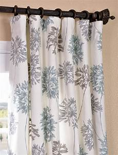 vorhang grau blau 19 best gray curtains images on for the home