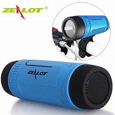 Portable Light Bluetooth Speaker Bass by Zealot S1 Bluetooth Speaker Outdoor Bicycle Portable