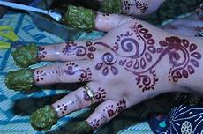 Gambar Keren Inai Ala India Terlengkap Teknik Menggambar