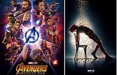 marvel infinity war 2 will deadpool 2 ruin infinity war s run for 2 billion at