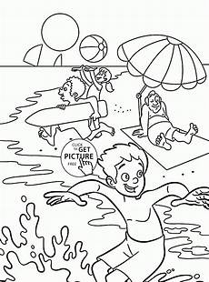 summer colouring pages printable 17636 summer coloring pages to print aol image search results