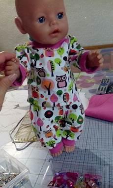 nähen für babys anziehsachen f 252 r baby born aus jersey als geschenk