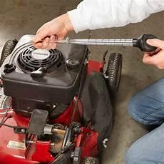 slicks garage lawn mower easier lawn mower draining lawn mower repair lawn