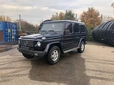 mercedes g klasse guard g500 v8 amg black 1999