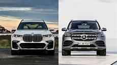 2020 bmw x7 suv 2020 mercedes gls class vs bmw x7 big luxury suv