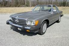 1987 Mercedes 560 Sl Convertible 196207