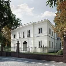 Villa Berlin Grunewald Haus Architektur Flachdachhaus