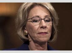 who is betsy devos father