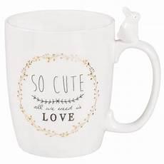 Mug En Porcelaine Blanche Romantique Maisons Du Monde