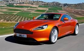 2012 Aston Martin Virage Reviews