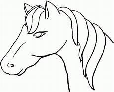 pferde zum nachmalen malvorlagen pferde ausmalbilder pferde