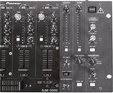 pioneer mixing board pioneer djm 5000 professional mobile 4 channel dj mixer mixing board gg ebay