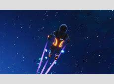 Dark Voyager Skydive Fortnite Battle Royale 4k, HD Games