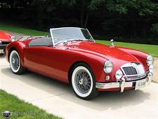 1958 MG A Roadster My Aunt Maggie Had One Exactly Like