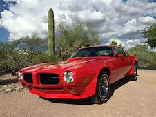 All American Classic Cars 1973 Pontiac Firebird Trans Am