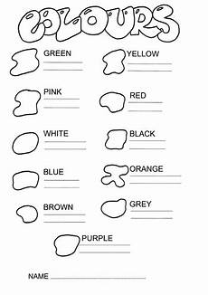 easy worksheets for beginners 19174 simple worksheets to practice the colours in teaching resources