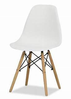 stuhl weiss design eames white replica designer chair dining room furniture