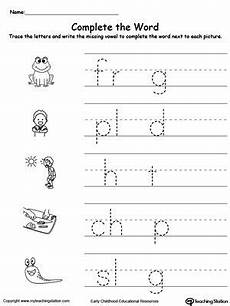 early childhood building words worksheets vowel worksheets phonics worksheets short vowels
