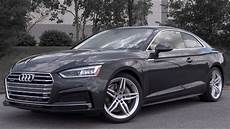2018 audi a5 review youtube