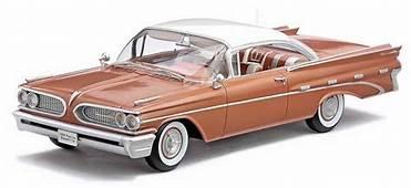 1959 Pontiac Bonneville Diecast Model  Legacy Motors