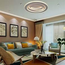 moderne deckenleuchte wohnzimmer moderne led deckenleuchte rund f 252 r wohnzimmer