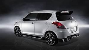 Suzuki Swift Sport Hot Concept Headed For Sydney Motor