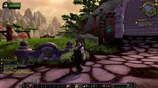 world of warcraft mists of pandaria beta gameplay pc hd youtube