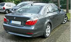 File Bmw 5er E60 Rear Jpg Wikimedia Commons