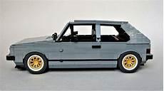 Lego Golf Gti - lego volkswagen golf gti 1 the lego car