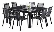 table de jardin 8 personnes carree