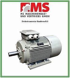 Elektromotor Drehstrommotor 7 5 Kw 400690 V 3000