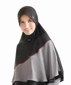 21 Model Kerudung Bergo Panjang Syar I Muslimah Terbaru