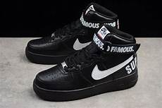 air supreme supreme x nike air 1 high black 698696 010 s and